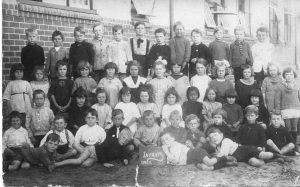 North Perth Primary Infants Class 1922 - City of Vincent Local History Centre