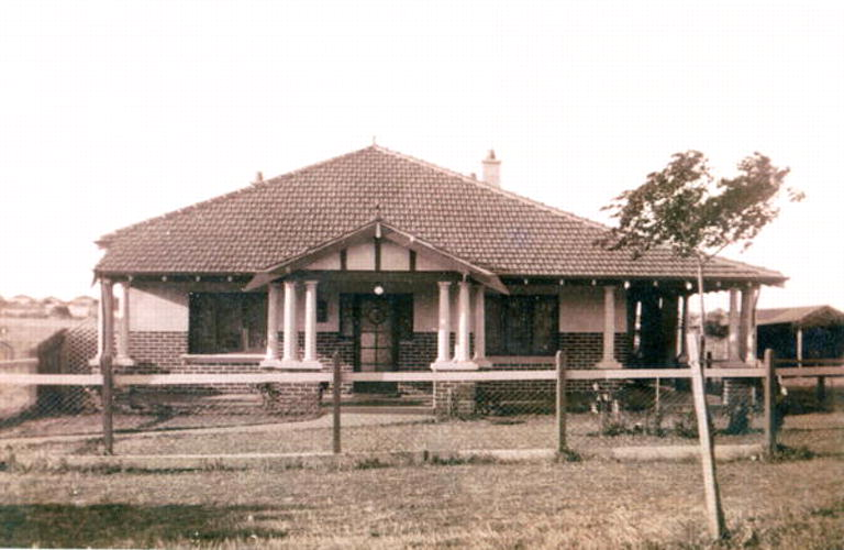 Former Constable Crawford's Bourke St North Perth Home, 1930