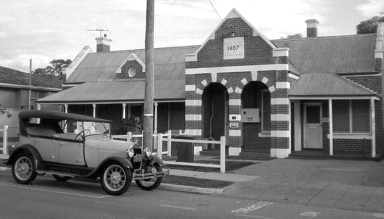 Former Police Station Angove Street North Perth