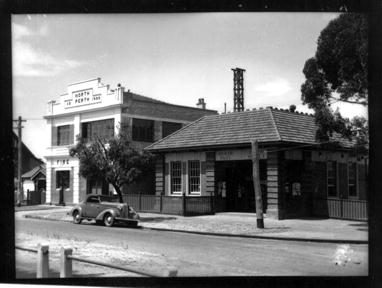 North Perth Post Office, 1940s