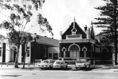 North Perth Lesser Hall 1968