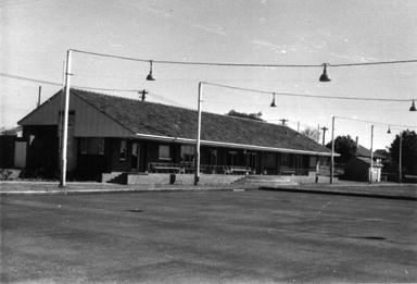 North Perth Bowling Club, 1960s