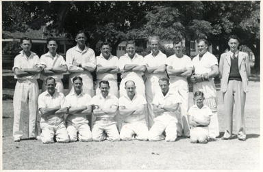 Woodville Cricket Club, 1947-48