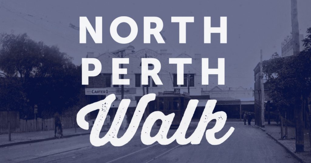 North Perth Walk Cover